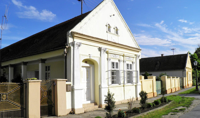 Felújított polgárház