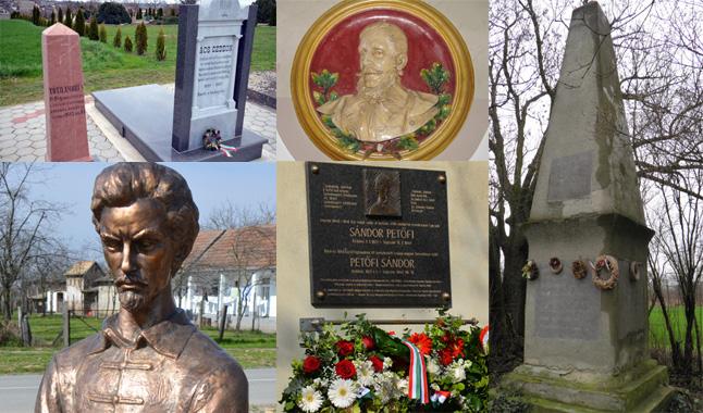 1848-as emlékhelyek Horvátországban